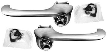 Picture of DOOR HANDLE 1965-66 & 69-70 MUSTANG : M3616 BRONCO 66-77