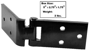 Picture of DOOR HINGE RH 66-77 : 3715A BRONCO 66-77