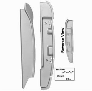 Picture of DOOR POST RH 66-67 : 3719FWT BRONCO 66-67