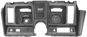 Picture of DASH INSTRUMENT CARRIER ASSEMBLY 69 : M1068E CAMARO 69-69