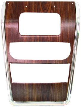 Picture of DASH PANEL CENTER 68 WALNUT WO/ A/C : K204 CAMARO 68-68