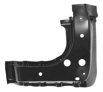Picture of FLOOR PAN BRACE/FRONT RH 67-69 : 1046J CAMARO 67-69