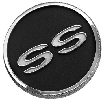 Picture of GAS CAP SS 67-68 : T43 CAMARO 67-68