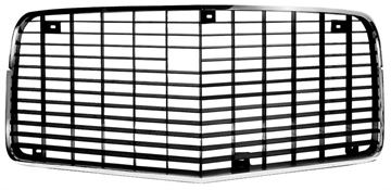 Picture of GRILLE 1970-71 **Z/28 & SS STYLE** : 1064HA CAMARO 70-71