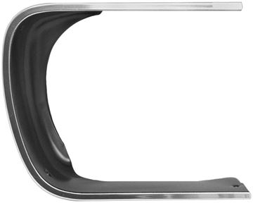 Picture of HEADLAMP BEZEL RH 67-68 RS : M1068 CAMARO 67-68