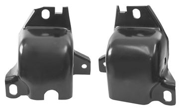 Picture of LEAF SPRING FRONT EYE BRACKETS : 1006E CAMARO 67-69