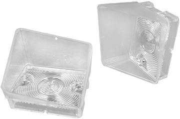 Picture of PARK LAMP LENS 67-68 RS PAIR : K592 CAMARO 67-68