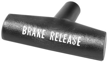 Picture of PARKING BRAKE RELEASE HANDLE : 3893179 CAMARO 67-74