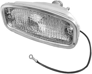 Picture of PARKING LAMP, STANDARD 68 : 916896 CAMARO 68-68