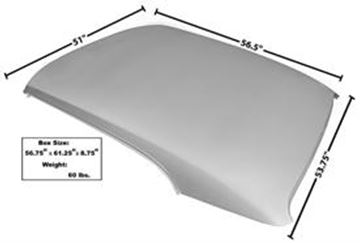 Picture of ROOF PANEL 1967-69        GM : 1004WT CAMARO 67-69
