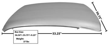 Picture of ROOF PANEL 70-74 : 1004GWT CAMARO 70-74