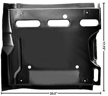 Picture of SEAT PLATFORM RH 1967-68 : 1052A CAMARO 67-68