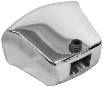 Picture of SEAT TRACK ADJUSTING KNOB CHROME : K15 CAMARO 67-70