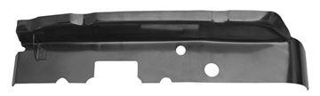 Picture of SEAT/REAR SHELF BRACE RH 1967-69 : 1053R CAMARO 67-69