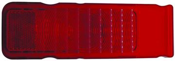 Picture of TAIL LAMP LENS 1968 STANDARD : M1039F CAMARO 68-68