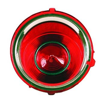 Picture of TAIL LAMP LENS RH 70-73 RS : 5963062 CAMARO 70-73