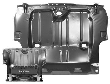 Picture of TRUNK FLOOR PAN FULL 1967 : 1046B CAMARO 67-67