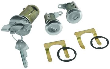 Picture of LOCK IGNITION & DOOR, BLANK : CL-1511 CHALLENGER 72-74