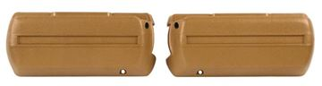 Picture of ARM REST BASE IVY GOLD PAIR 68-69 : M1040D CHEVELLE 68-72