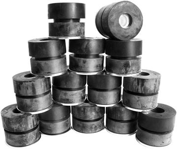 Picture of BODY BUSHINGS 1964-67 CONVERTIBLE : M1452A CHEVELLE 64-67
