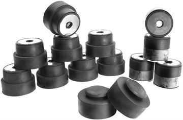 Picture of BODY BUSHINGS 1968-72 CONVERTIBLE : M1454 CHEVELLE 68-72