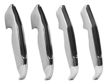 Picture of BUMPER GUARD FRONT/REAR 4 PC/SET 67 : 1460Y CHEVELLE 67-67