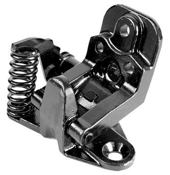 Picture of DOOR HINGE LOWER RH 66/7 CHEVELLE : 1556W CHEVELLE 66-67