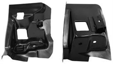 Picture of FIREWALL/FRAME BRACKET 1968-72 PAIR : 1461F CHEVELLE 68-72