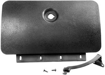 Picture of GLOVE COMPARTMENT DOOR 70-72 ** : 1454 CHEVELLE 70-72