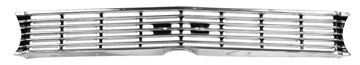 Picture of GRILLE 66 REGULAR : M1360 CHEVELLE 66-66
