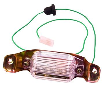 Picture of LICENSE LAMP REAR 1966-72 NOVA : M1618 CHEVELLE 66-72