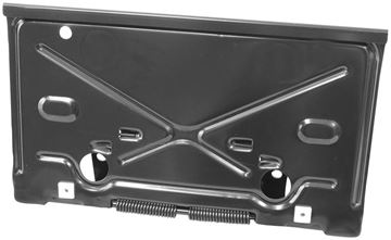 Picture of LICENSE PLATE BRACKET 69 REAR : 1078 CHEVELLE 68-72