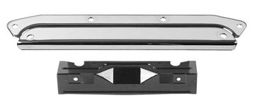 Picture of LICENSE PLATE HOLDER REAR 64/65 : 1424C CHEVELLE 64-65