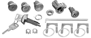 Picture of LOCK KIT : 336 CHEVELLE 68-68