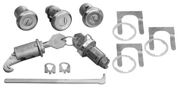 Picture of LOCK KITS : 291 CHEVELLE 64-64