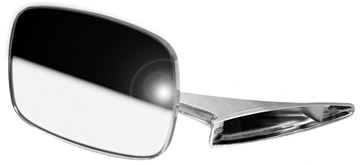 Picture of MIRROR DOOR OUTER  EL CAMINO 70-72 : M1034 CHEVELLE 70-72