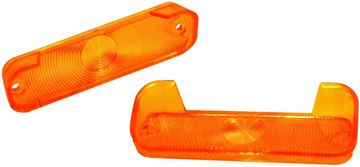 Picture of PARKING LAMP LENS 65 PAIR : L65N CHEVELLE 65-65