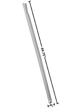Picture of ROCKER INNER PANEL RH 64-67 : 1489WWT CHEVELLE 64-67