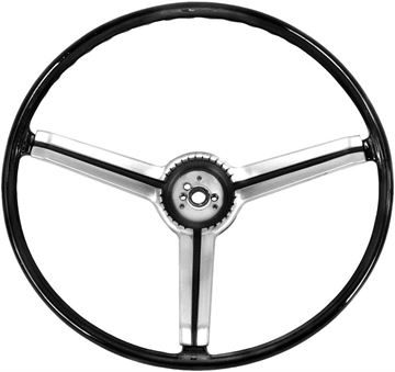 Picture of STEERING WHEEL DELUXE 68 : 9747536 CHEVELLE 68-68