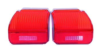 Picture of TAIL LAMP LENS 69 PAIR : TL69AN CHEVELLE 69-69