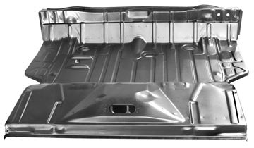 Picture of TRUNK FLOOR COMPLETE 1971-72 : 1462G CHEVELLE 71-72