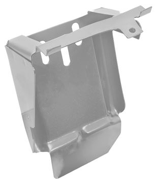 Picture of TRUNK LATCH MOUNT 1970-72 : 1462TWT CHEVELLE 70-72
