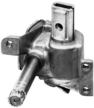 Picture of VENT WINDOW ACTUATOR LH : 1463Z CHEVELLE 68-68