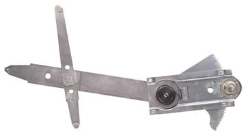 Picture of WINDOW REGULATOR LH 66-67 : 1547L CHEVELLE 66-67