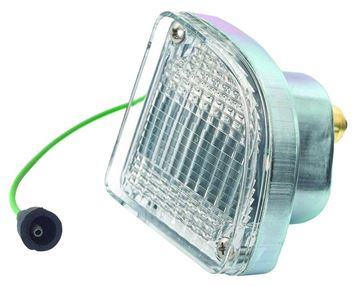 Picture of BACK-UP LAMP ASSEMBLY RH 67-72 : LP35 CHEVY PICKUP 67-72
