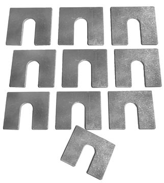 Picture of BODY SHIM 1.6MM 10 PCS/SET : 1000E CHEVY PICKUP 60-72