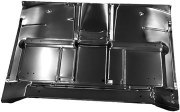 Picture of CAB FLOOR PANEL COMPLETE 67-72 8 FT : 1107H CHEVY PICKUP 67-72