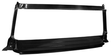 Picture of CAB REAR INNER WINDOW PANEL 55-59 : 1107G CHEVY PICKUP 55-59