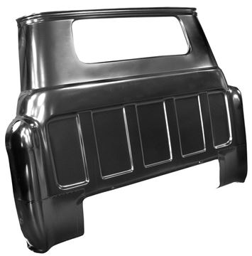 Picture of CAB REAR OUTER PANEL 1955-59 : 1107B CHEVY PICKUP 55-59