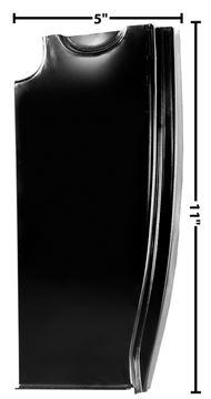 Picture of DOOR PILLAR REAR LOWER LH 55-59 : 1102BM CHEVY PICKUP 55-59